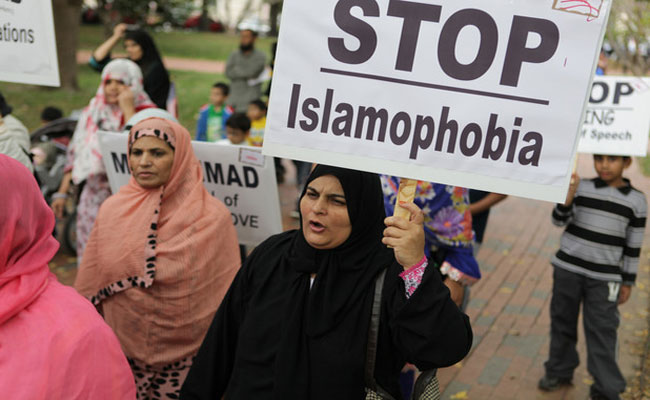 Demo against perceived Islamophobia